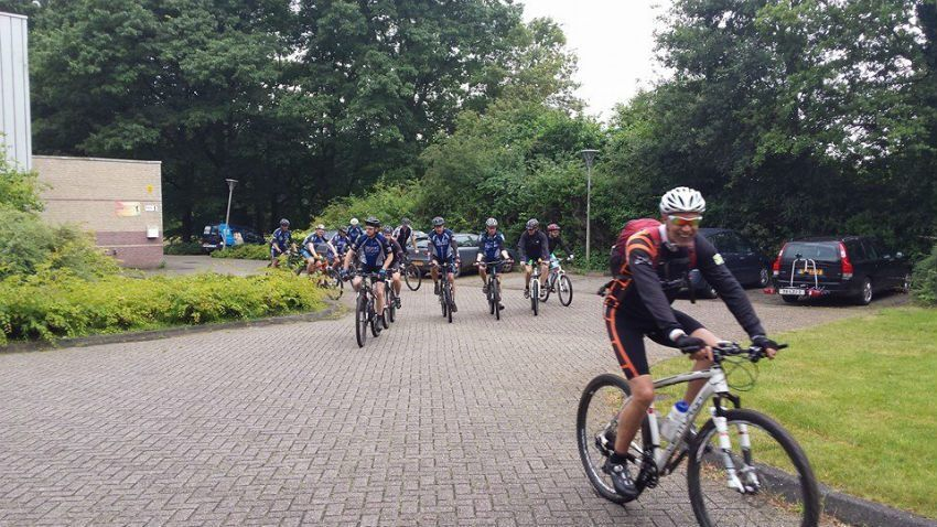 mountainbike clinic enschede