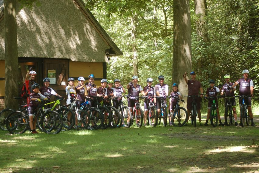 mountainbike training Enschede